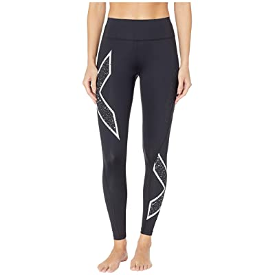 2XU Bonded Mid-Rise Tights: Clothing