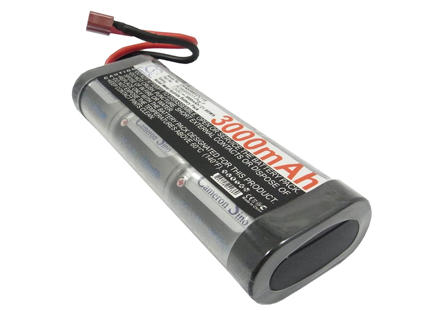 Cameron Sino – Batteria 3000 mAh Compatibile con RC cs-ns300d37 C115