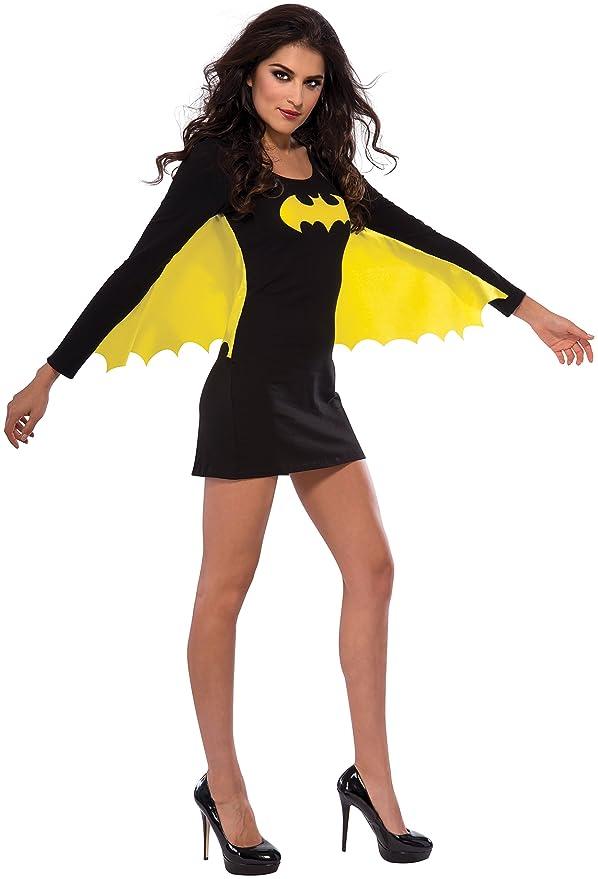 Amazon.com Rubieu0027s Costume Co Womenu0027s DC Superheroes Batgirl Wing Dress Clothing  sc 1 st  Amazon.com & Amazon.com: Rubieu0027s Costume Co Womenu0027s DC Superheroes Batgirl Wing ...