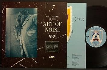 Whos Afraid Of The Art Of Noise Vinyl Lp Art Of Noise Amazon