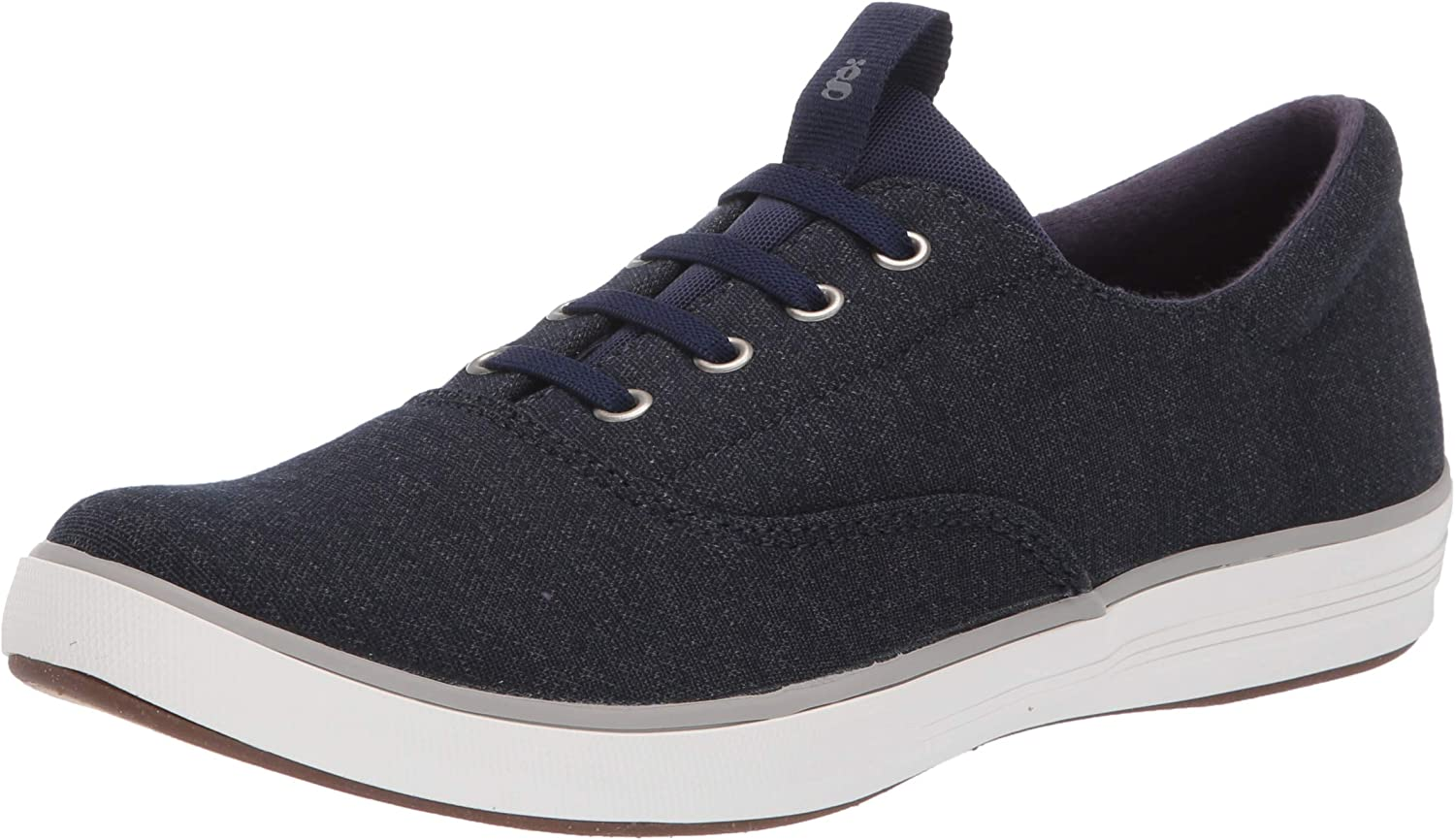 Grasshoppers Super sale period limited Women's Janey Super sale period limited Ii Slip-on Sn Denim Heathered Stretch