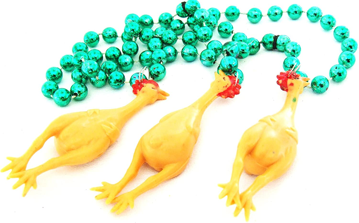 Chicken Necklace Personalised
