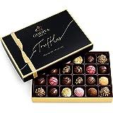 Godiva Chocolatier, Signature Truffles Assorted Chocolate Gift Box 24Ct, 16 Ounce, (Pack of 24)