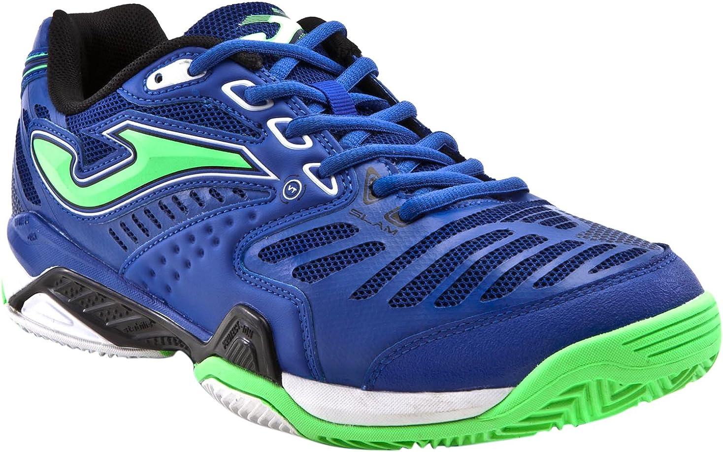 JOMA Slam - Zapatillas para Hombre, Color Azul, Talla 39: Amazon ...