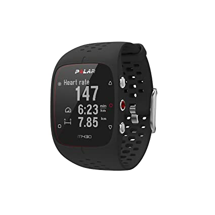 8aa7d27aa0a Polar M430 GPS Running Watch Black: Amazon.ca: Sports & Outdoors