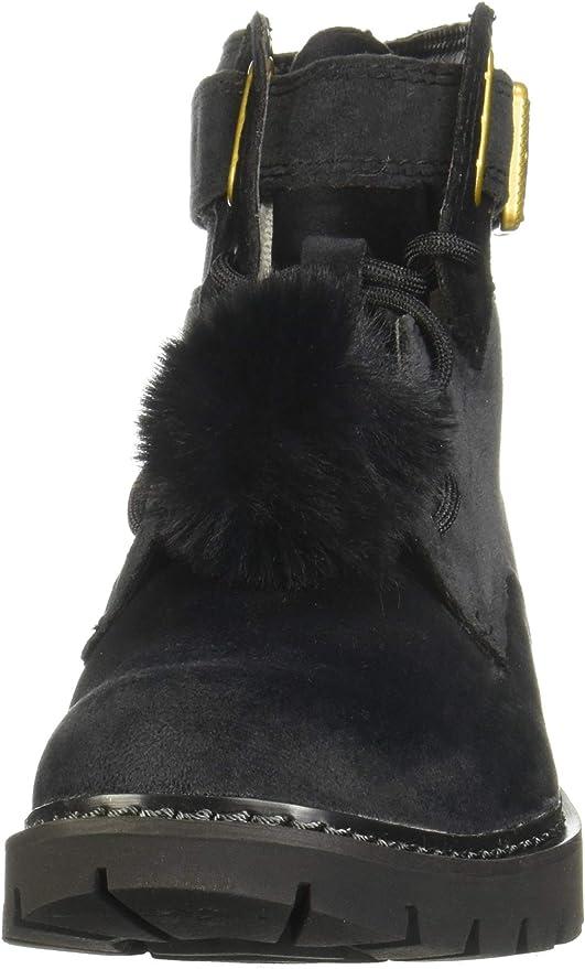 Caterpillar Conversion Velours 8 Noir 3 Noires Tailles Femmes Bottes 1TlJ3FuKc