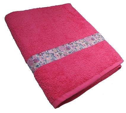 Deveaux - Toalla de baño (algodón, 35 x 40 x 5 cm),