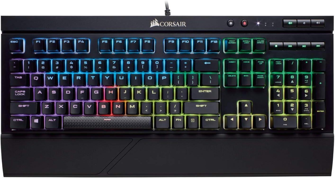 Corsair K68 RGB Mechanical Gaming Keyboard