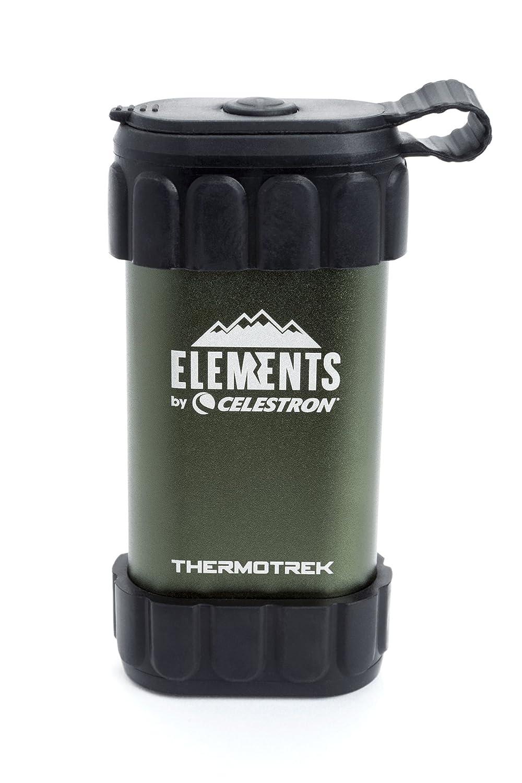 Celestron ThermoTrek - Calentador de Manos, Color Verde y Negro: Amazon.es: Electrónica