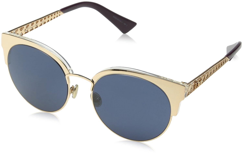 Christian Dior Women s Dioramamini Ku Sunglasses, Gold Copper, 54   Amazon.co.uk  Clothing 5391b6b5ed4a