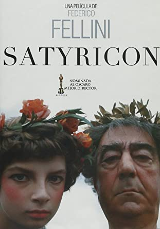 Image result for fellini satyricon movie poster amazon