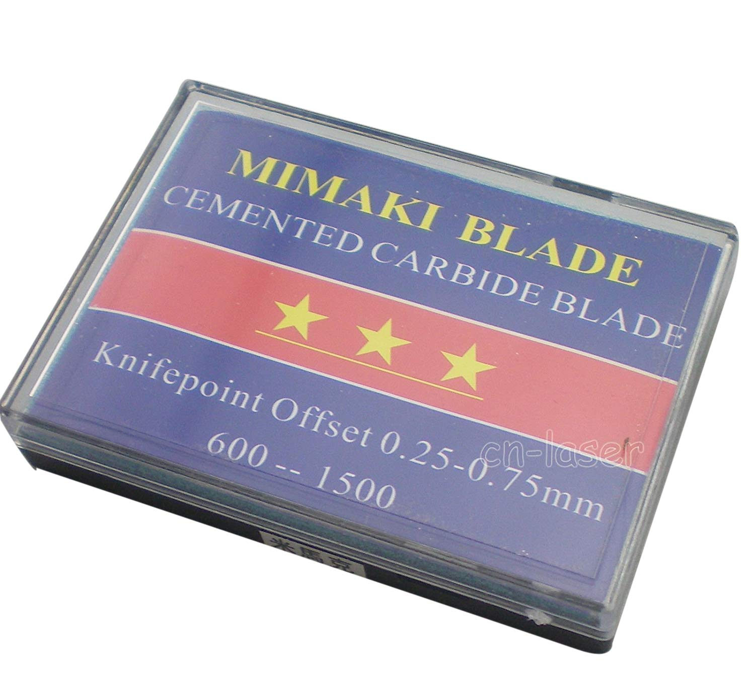 15x Replacement Blades for mimaki Cutter Plotter COLE (5x30+5x45+5x60)