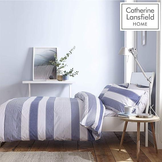 Simple Multicolore Rapport Parure de lit en Lin Motif No/ël