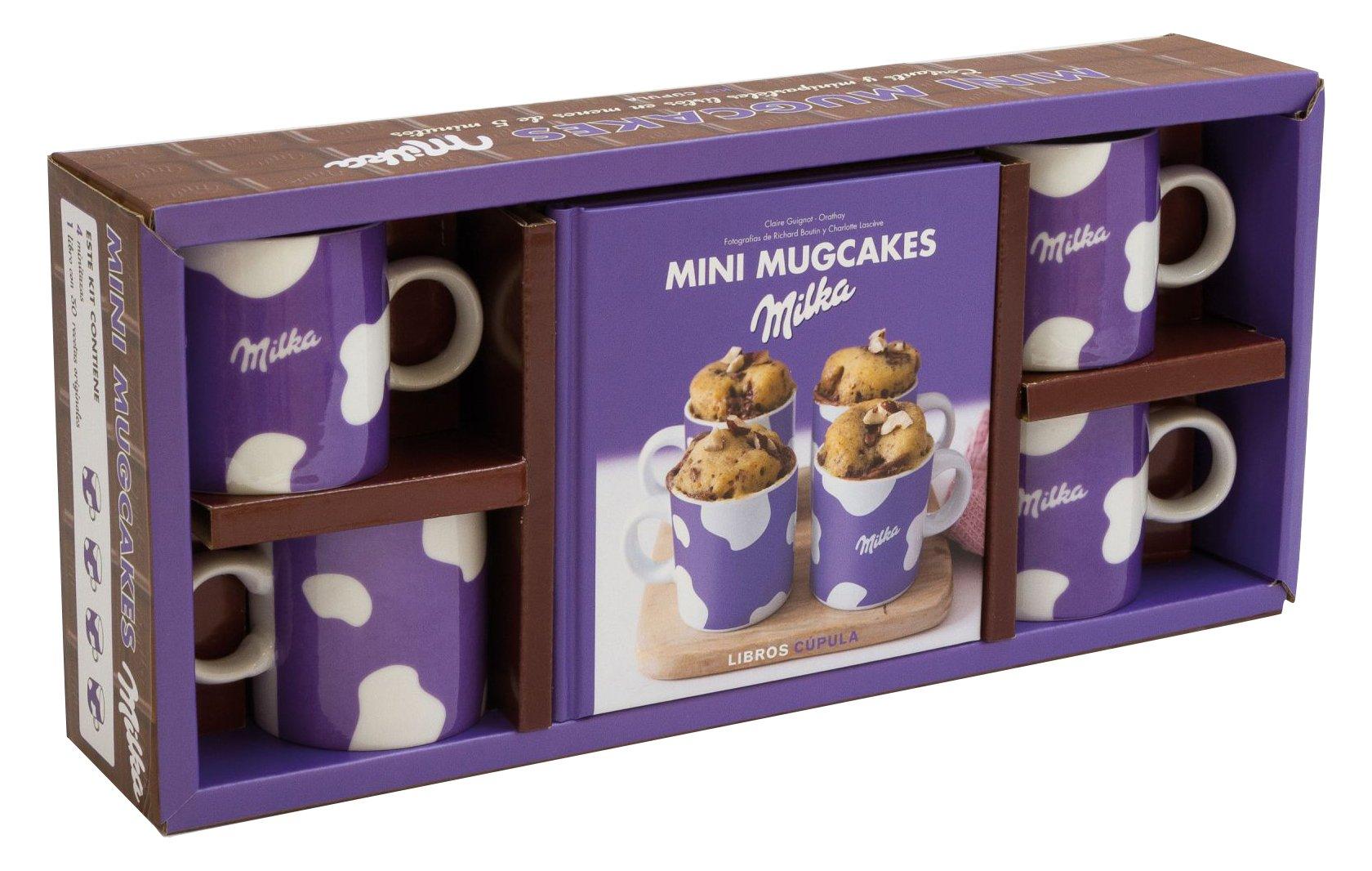 Kit Mini mugcakes Milka®: Claire Guignot: 9788448021160 ...