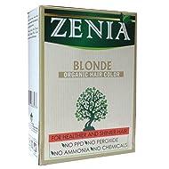 Zenia Organic Henna Hair Color Blonde 100g