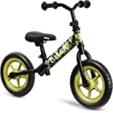 """Balance Bike for Kids & Toddlers, ALLEK 12"""" No-Pedal Balance Bike for Kids Boys Girls- Perfect for Balance Training Your 18 Month to 6 years Old Child"""