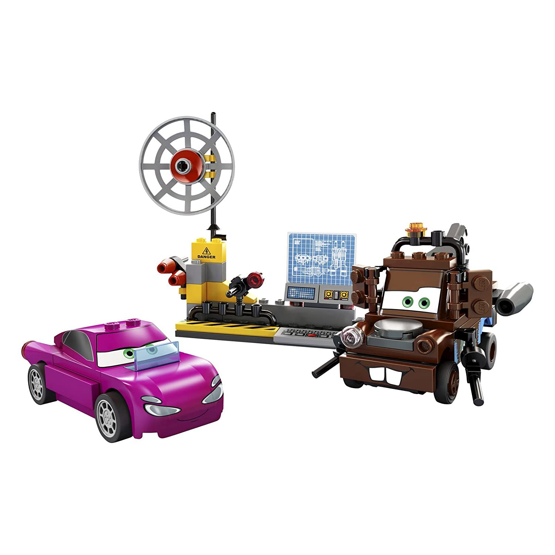 LEGO Cars Maters Spy Zone 8424 4611028 LGO8424F