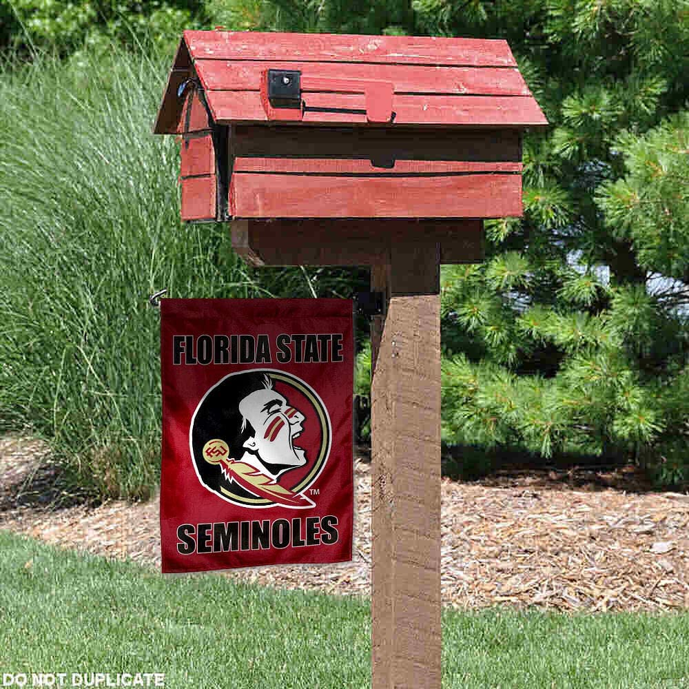 FSU Seminoles Garden Flag and Yard Banner