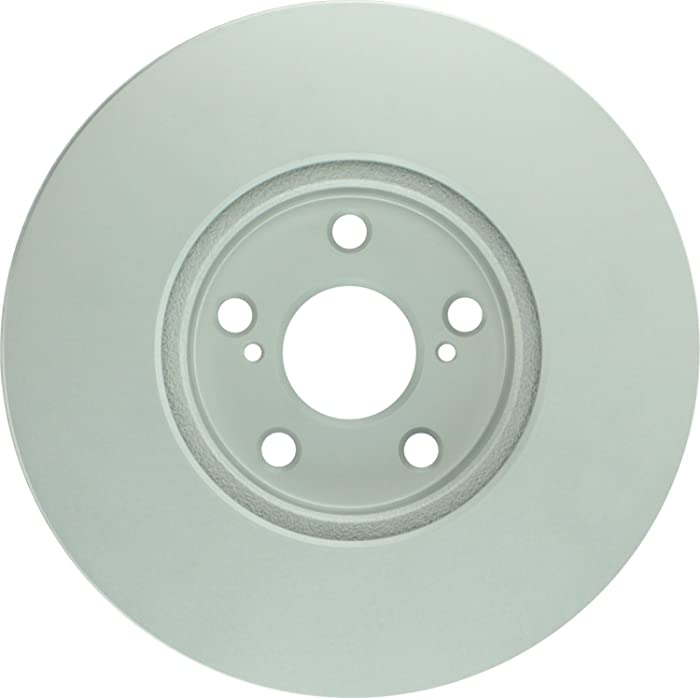 Frt Disc Brake Rotor BD126509E Wagner