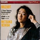 Mozart: 2 Piano Sonatas - Klaviersonaten KV 330