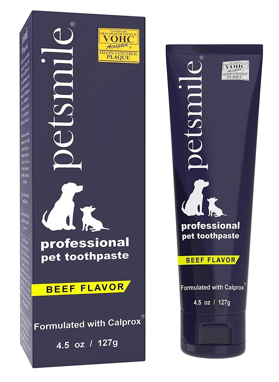 Petsmile Professional Dog Toothpaste - 4.5 oz. by Petsmile