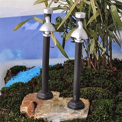 Amazon.com: Figurines & Miniatures - 1pc Diy Miniatures ...