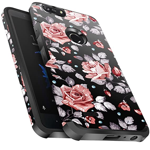new style 3182d efeec ZTE Blade Z Max Case, ZTE Blade Zmax Pro 2 Case, ZTE Sequoia Case, Miss  Arts Slim Anti-Scratch Kit with [Drop Protection] Dual Layer Protective  Cover ...