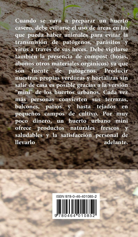 Iniciación al huerto urbano: Amazon.es: Veiga, José Manuel Ferro ...