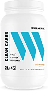 Clean Carbs | Complex Carbohydrate Supplement, Sweet Potatoes, Yams, Oats, Blueberries, (45 Servings)