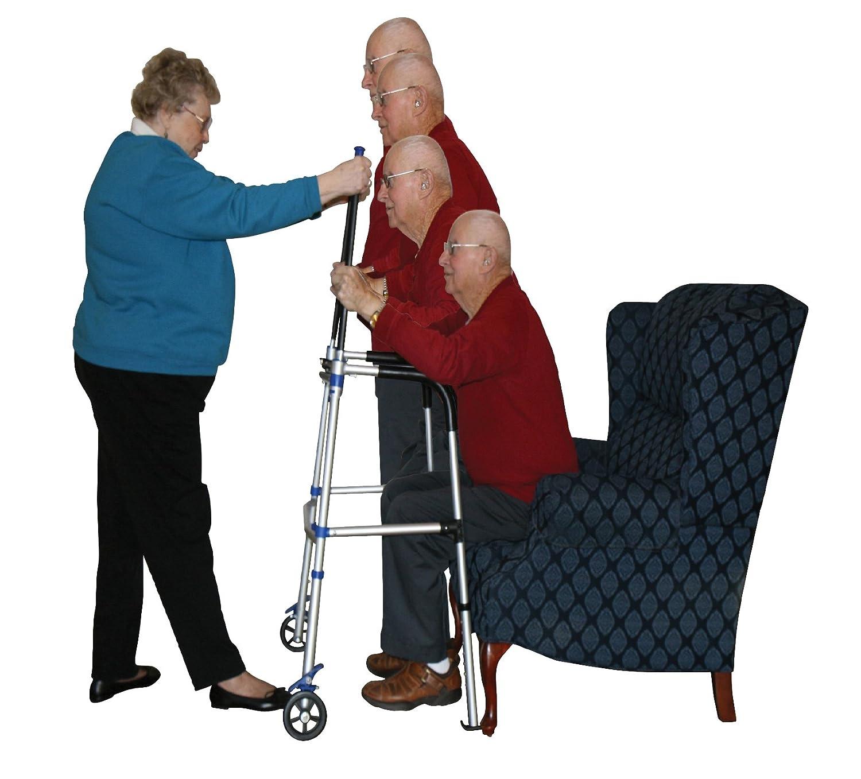 Amazon.com: Drive Medical Lift Walker, Gray: Health ...
