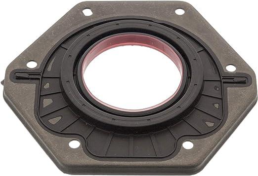febi bilstein 31447 shaft seal with flange Pack of 1 transmission-side