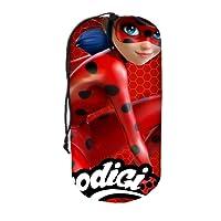 Ladybug Saco de Dormir, 140 x 70 cm (Kids LB17034)