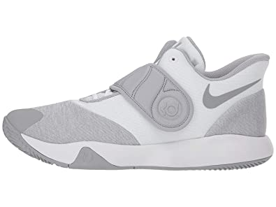 dda71ffa3416 Nike KD Trey 5 VI Men s Basketball Shoes White Wolf Grey White Size 8