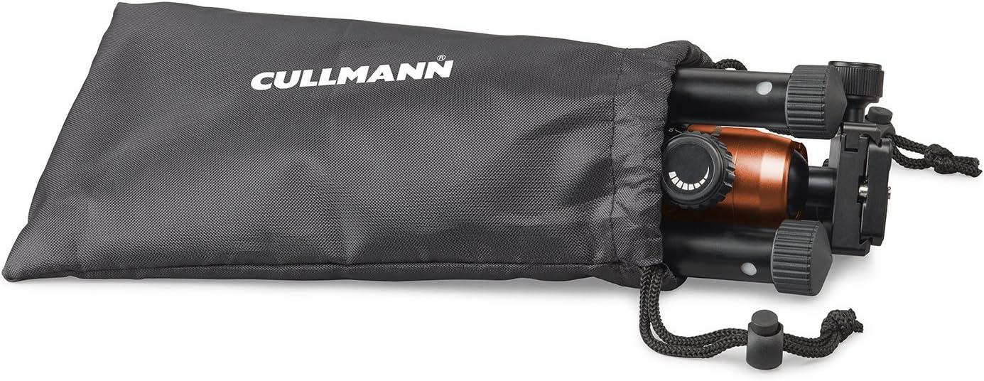 Cullmann 55431 Mundo 518T 20.67-Inch Travelpod//Tabletop Tripod Silver