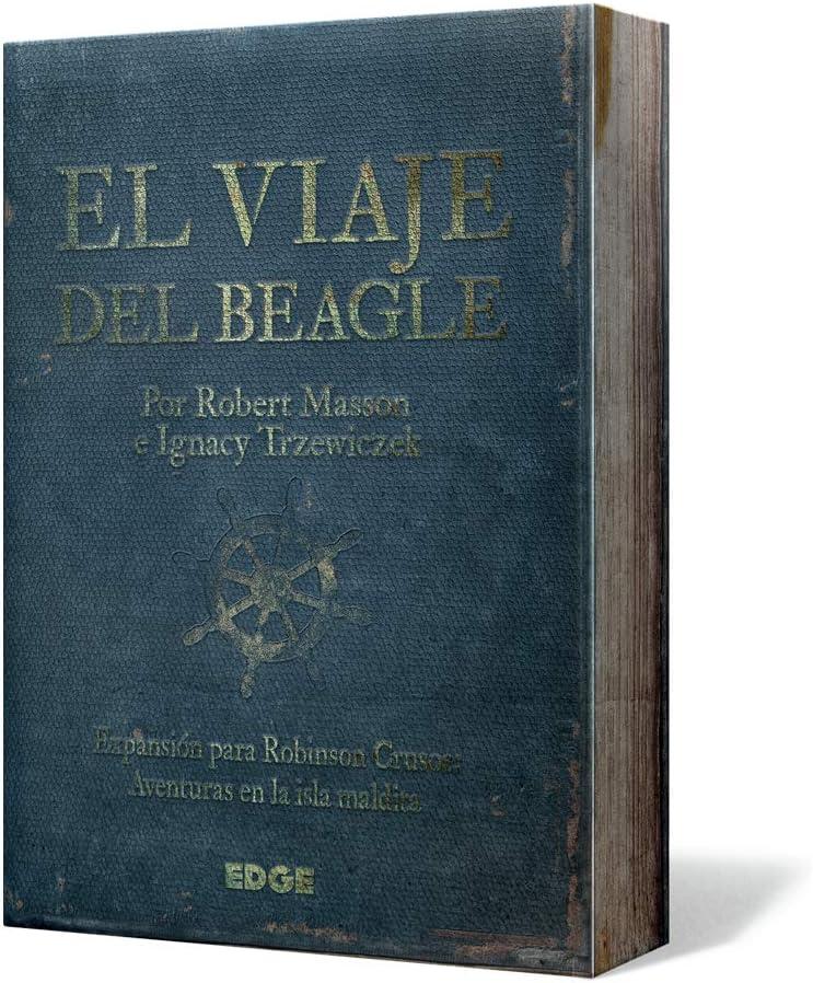 Edge Entertainment Robinson Crusoe - El Viaje del Beagle, Juego de ...