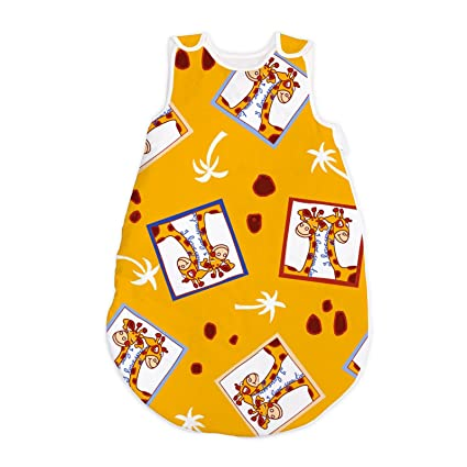Giraffes (Jirafas) PatiChou Sacos de dormir para bebés 0 - 6 meses