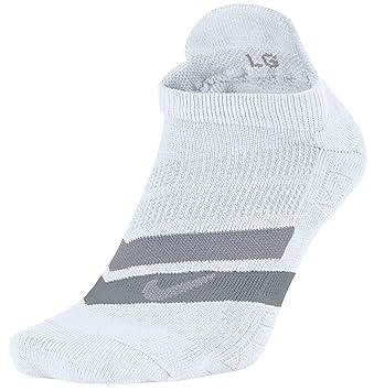 nouvelle arrivee e02be b6526 Nike Sx5466-100 Chaussettes de Running Mixte