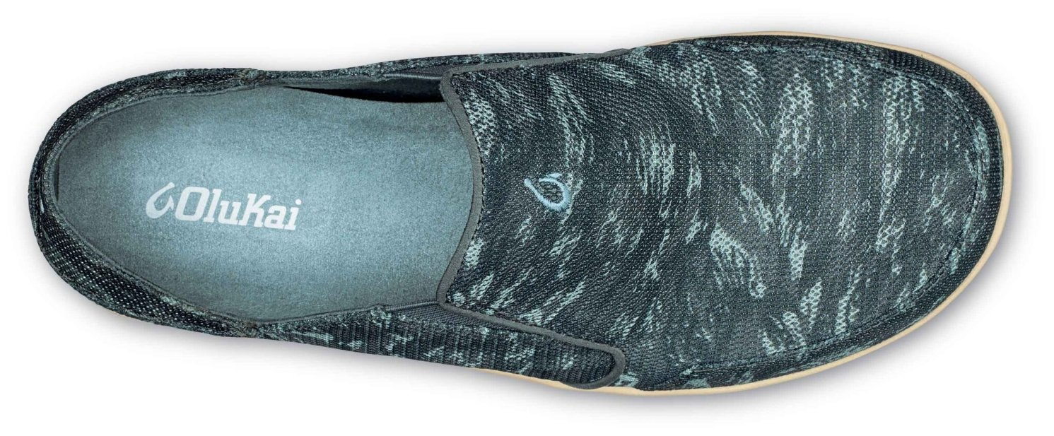 OLUKAI Nohea 9 Mesh Shoe - Men's B073C56PLX 9 Nohea D(M) US|Charcoal/Dive Camo 0cf49f