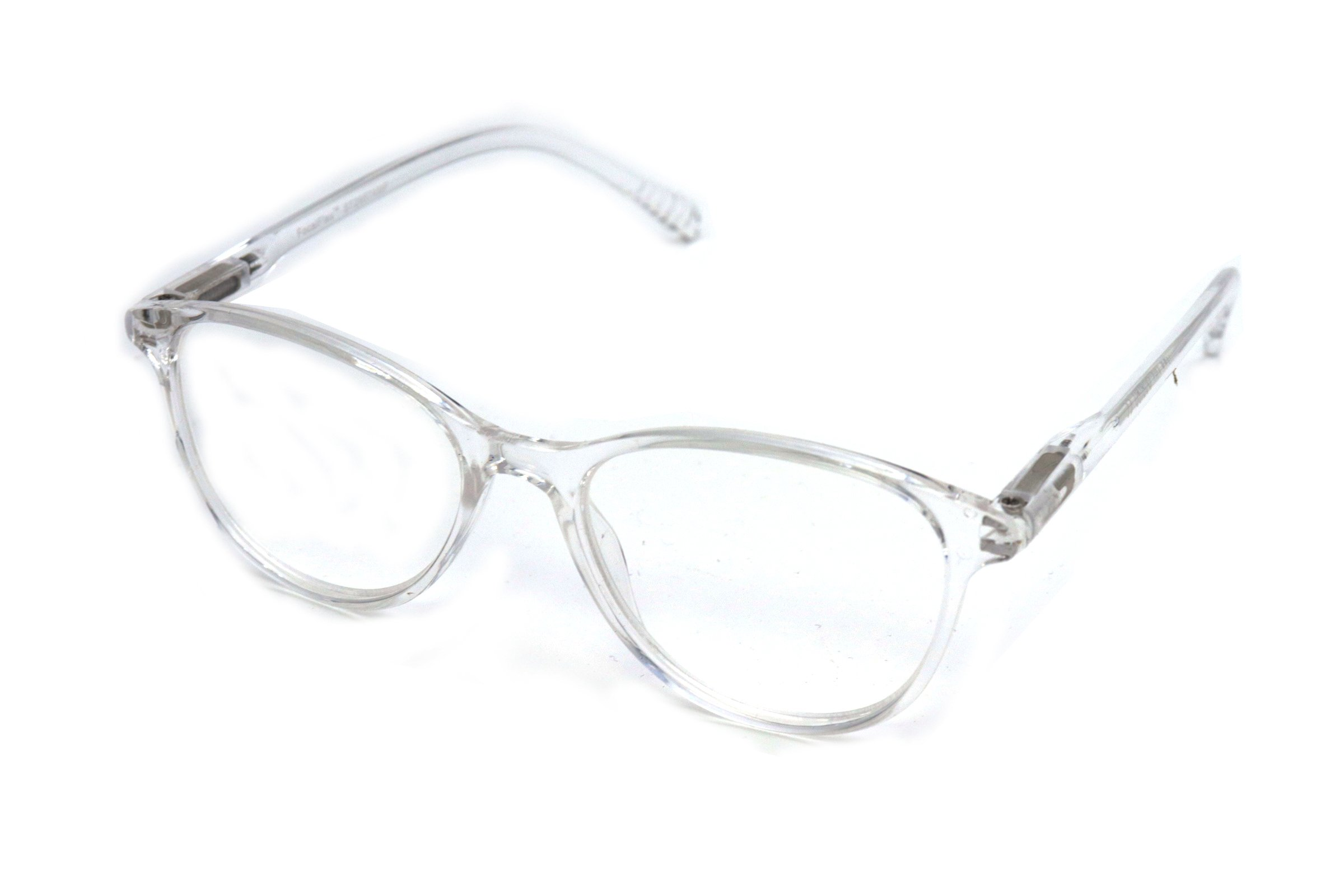 ColorViper Multifocal Progressive Computer Lens Multiple Strengths in 1 Reader Allow Switch Free Multitasking (2957 transparent clear, 2.00)