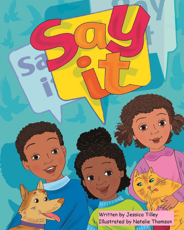 Say It! pdf epub