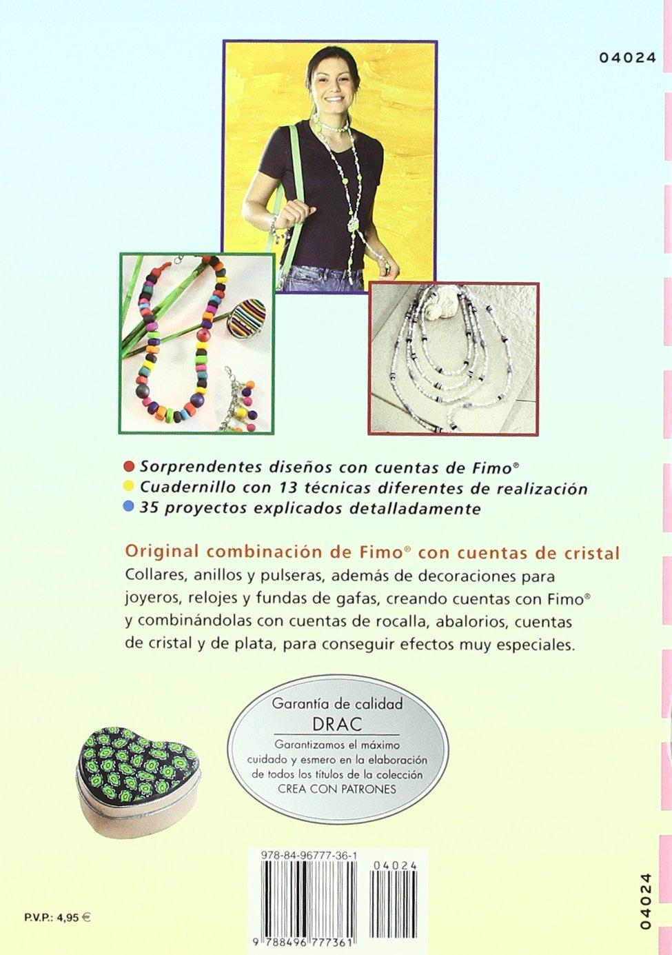 BISUTERIA Y ACCESORIOS CON FIMO Y ABALORIOS: SILVIA HINTERMANN: 9788496777361: Amazon.com: Books
