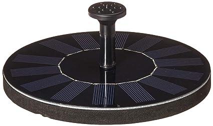 Amazon.com: tomonolo Bomba de fuente solar, Solar fuente de ...