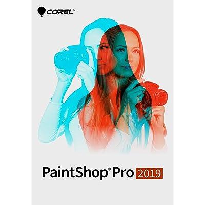 PaintShop Pro 2019   Standard   PC   Código de activación PC enviado por email