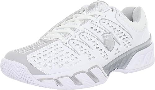 K-Swiss - Zapatillas de Tenis de Material sintético Mujer: Amazon.es: Zapatos y complementos