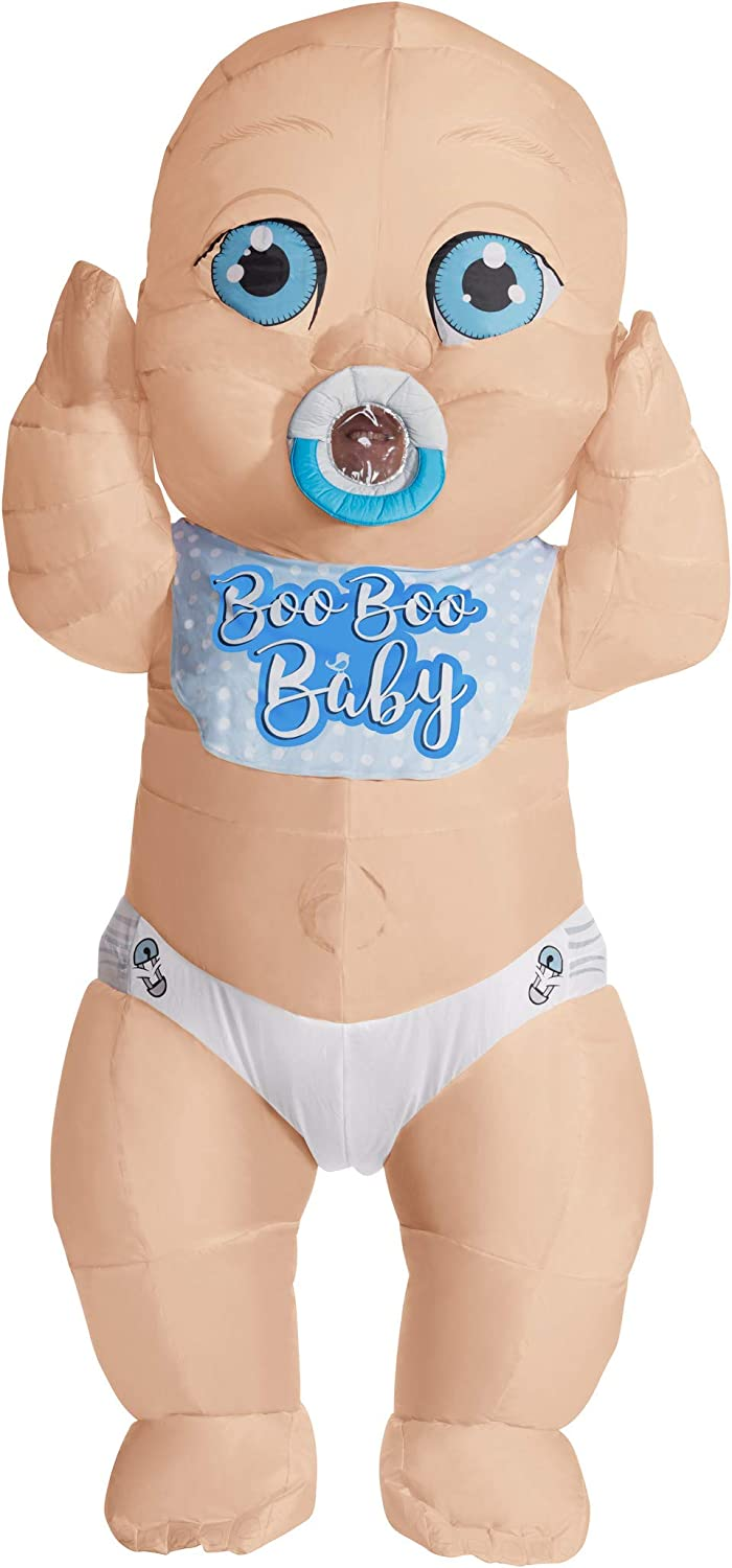 Rubie's Inflatable Boo Boo Baby Adult Costume