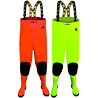 PROS/Lucky Ducky MAX S5 FLUO PVC Pecho Waders