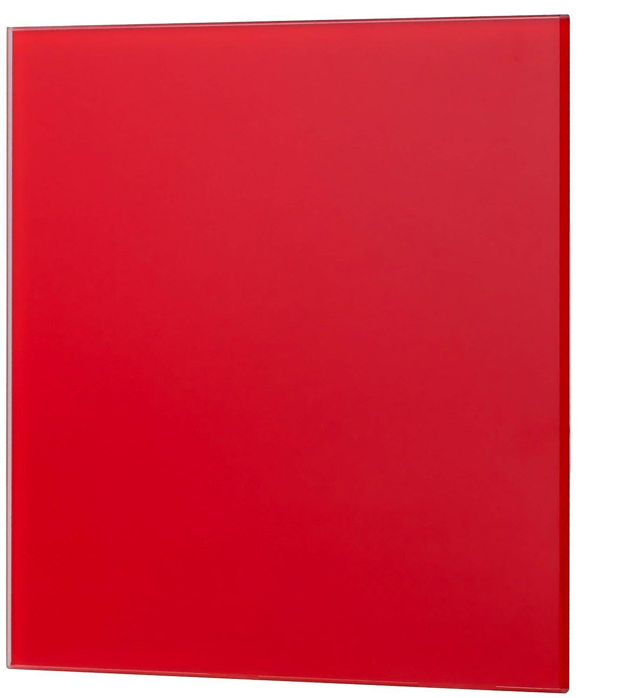 Echtglas - Rot