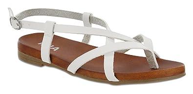 e71115691a1 MIA Women s Lynn Flat Sandal