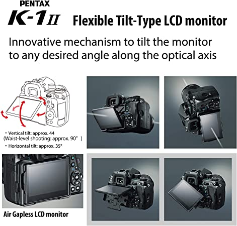 Pentax Pentax K 1 Mark II w/ D FA 28-105 WR product image 4
