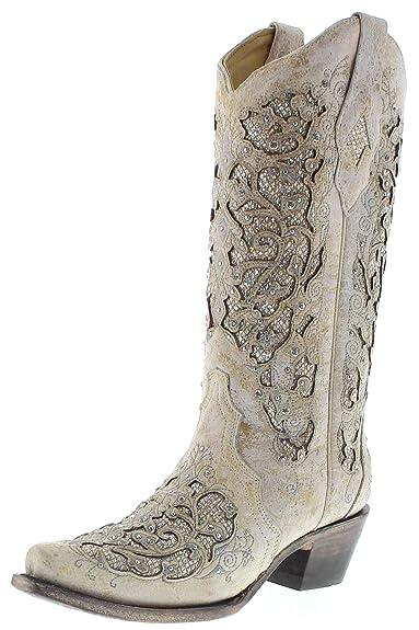 Sendra Boots Damen Stiefelette 16060 Tigre Lederstiefel